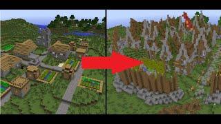 Minecraft Let s Build: Let s Transform a Village! Episode 1 YouTube