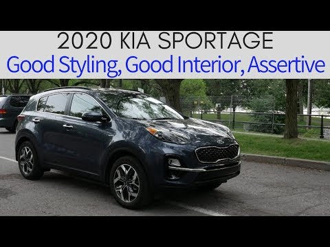 2020 Kia Sportage Review | Good Inside And Out And Assertive