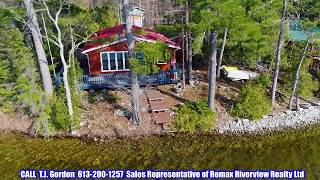 COTTAGE FOR SALE: Otter Lake (8 O11B ROAD, Lombardy, Ontario, K0G1L0)