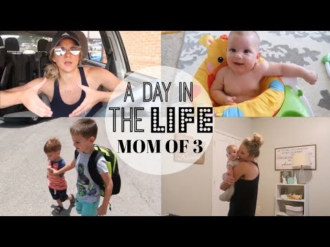 YOU WON'T BELIEVE THIS | A DAY IN THE LIFE STAY AT HOME MOM
