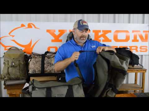 Yukon Outfitters Lowcountry All Weather Duffle