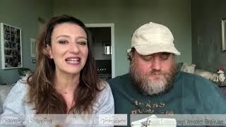 Stefano Fresi e Cristiana Polegri – Intervista doppia – VerboEssere.it