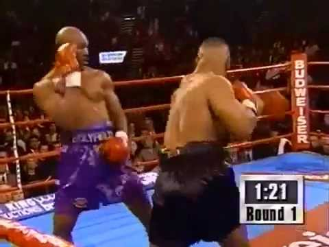 Tyson VS Holyfield I (Full Fight)