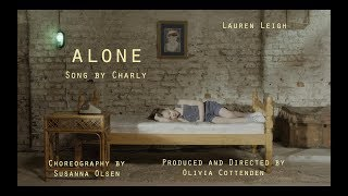 CHARLY - ALONE // DANCE VIDEO by Olivia Cottenden
