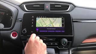 Honda CRV 2017+ - доп мультимедиа, Yandex Navigator screenshot 5