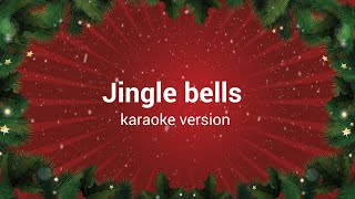 Jingle Bells karaoke with lyrics - HQ Audio, Full HD