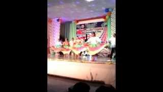 Modern folk dance (Gangnam Style) Champion