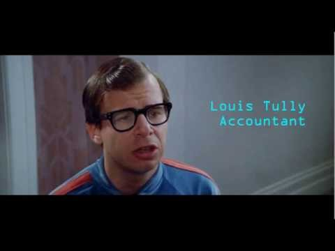 Ghostbusters profiles : Louis Tully