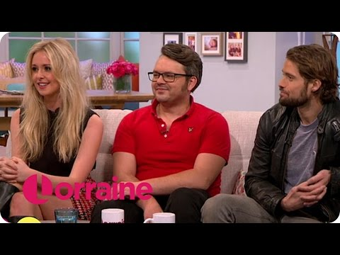 Lorraine Talks To The Star-Studded Cast Of The Rocky Horror Show | Lorraine