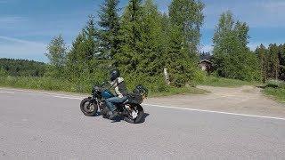 Harley Davidson Sportster Shop Mule Dyno Tune With 1275 Big