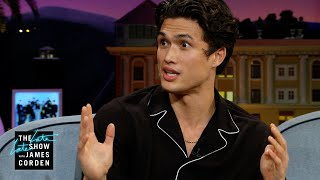 Charles Melton's Path from Football Star to Hollywood
