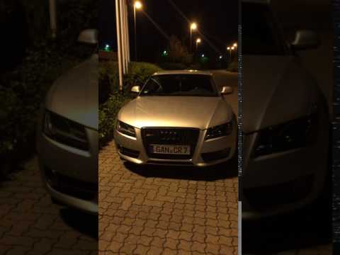 Dynamic Blinker Audi A5