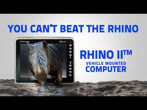 New Rhino II™ - You can't beat the Rhino