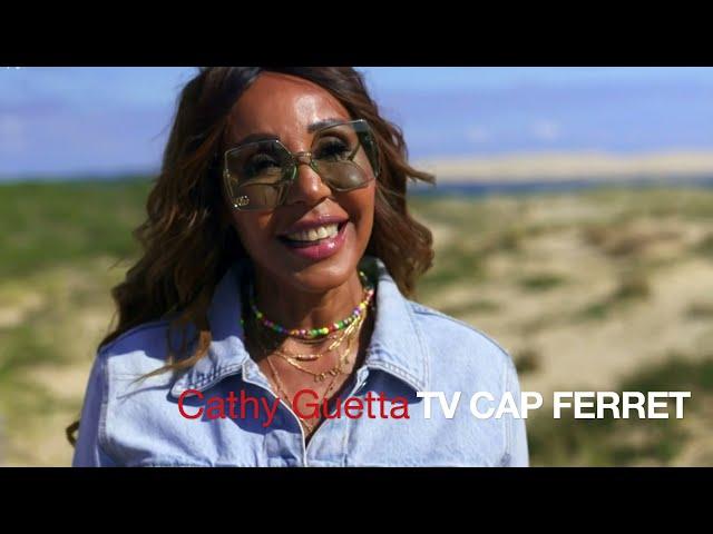 Cathy Guetta - Clip au Cap Ferret été 2021 - Cap Ferret Summer Clip - Arcachon Bay