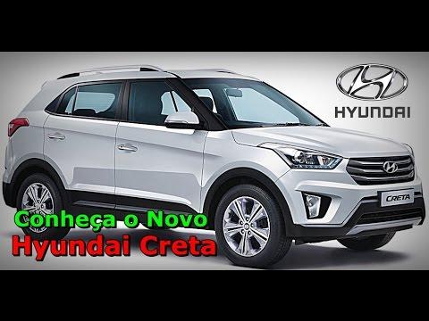 Hyundai Crete Brazil - New Hyundai Crete 2017 - Hyundai SUV - FVM