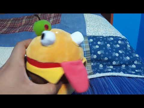 Durr Burger Plush Review