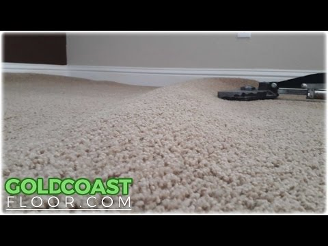 Carpet stretching and cleaning in Lincoln CA - This is how we get homes ready to rent