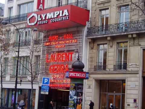 L'Olympia, Paris (music Hall)