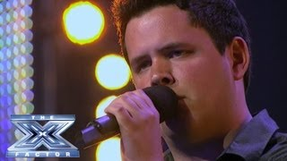 """Video Tim Olstad's Once In """"A Thousand Years"""" Chance - THE X FACTOR USA 2013 download MP3, 3GP, MP4, WEBM, AVI, FLV Juli 2018"""
