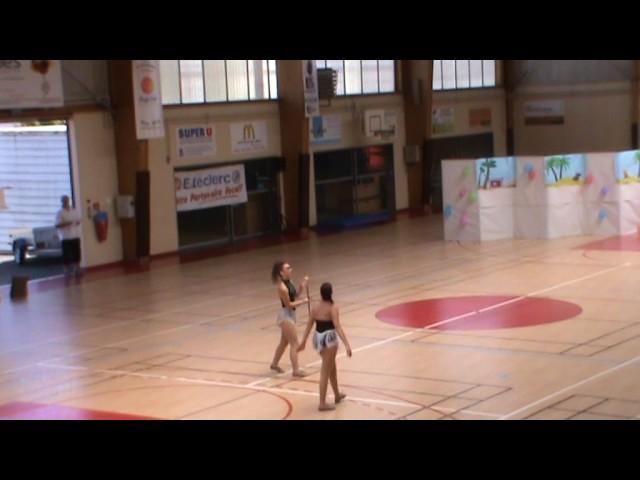 Duo Marion et Enora - Sénior N2