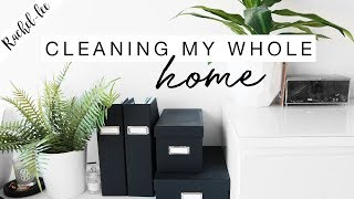 Cleaning My Entire Home! Cleaning Motivation | Motivation Monday