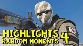 Highlights: Random Moments #4
