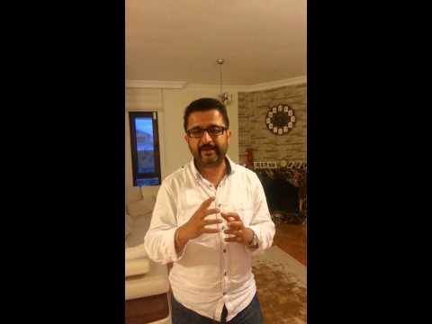 Doç Dr. Selçuk Özdemir'in GIFTEDCODER veli ve öğrencilerine seslenişii
