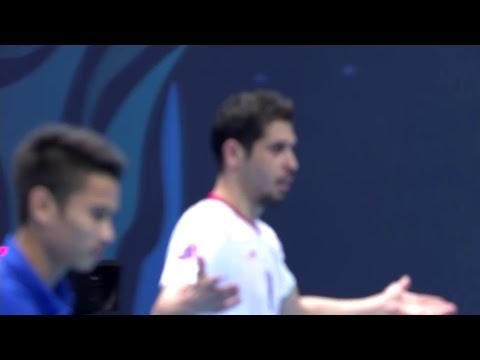 IR Iran vs Thailand (AFC Futsal Championship 2018: Quarter-Finals)