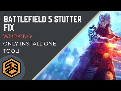 Battlefield 5 Stutter Fix (WORKING!) - Ceos3c