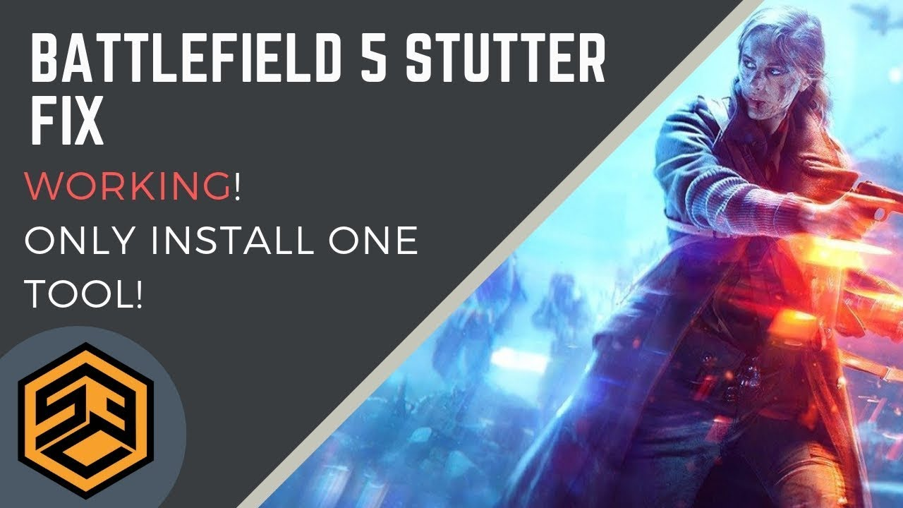 Battlefield 5 Stutter Fix - WORKING & EASY!
