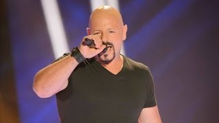 Michael Stangel Sings Bow River: The Voice Australia Season 2