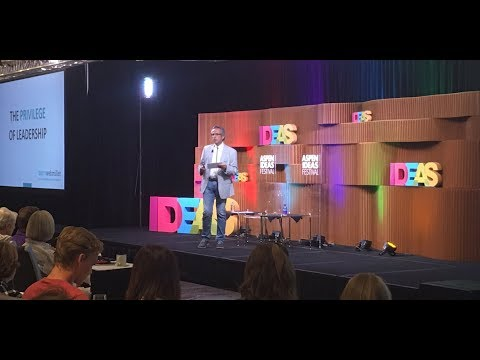 Bob Chapman at the Aspen Ideas Festival, Everybody Matters Podcast Ep. 44