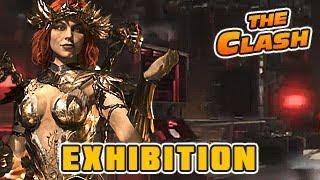 Injustice 2 | Exhibition Matches | Feat. Rewind, Tweedy, CrazyFingers + more