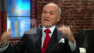 REQUEST:NY AFFILS-RAY KELLY INTERVIEW