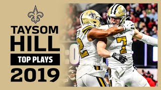 Taysom Hill's Top Plays from 2019 NFL Season | New Orleans Saints