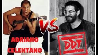 Скачать 42 Adriano Celentano Attraverso Me VS ДДТ Ветер