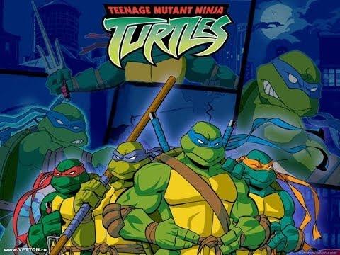 Черепашки-Ниндзя/Teenage Mutant Ninja Turtles(Мультсериал) 1987 год(сезон 1)