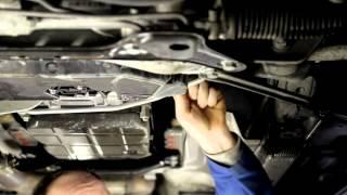 Automatikgetriebe - Spülen