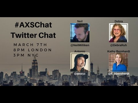 AXSchat with Kathy Bernhardt – Managing Director, Tangram Business Resourcing