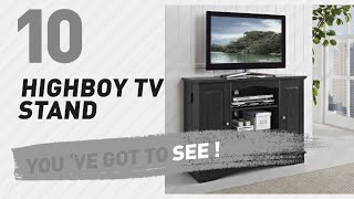 Highboy TV Stand // New & Popular 2017