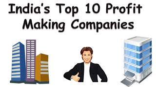 India's Top 10 Profit Making Companies | Top 10 Bluechip Stocks