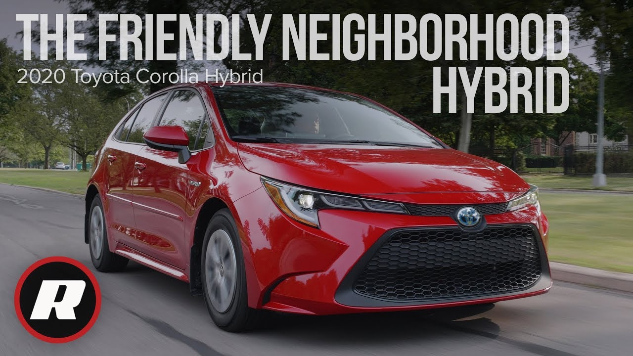 2020 Toyota Corolla Hybrid 5 Things To Know About This Prius Corolla Mash Up