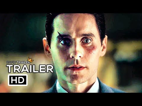 THE OUTSIDER Official Trailer (2018) Jared Leto Netflix Movie HD