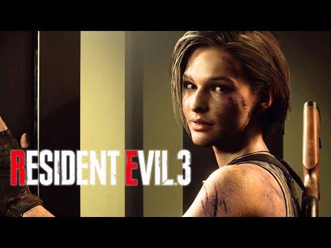 Resident Evil 3 - Official Jill Valentine Story Trailer