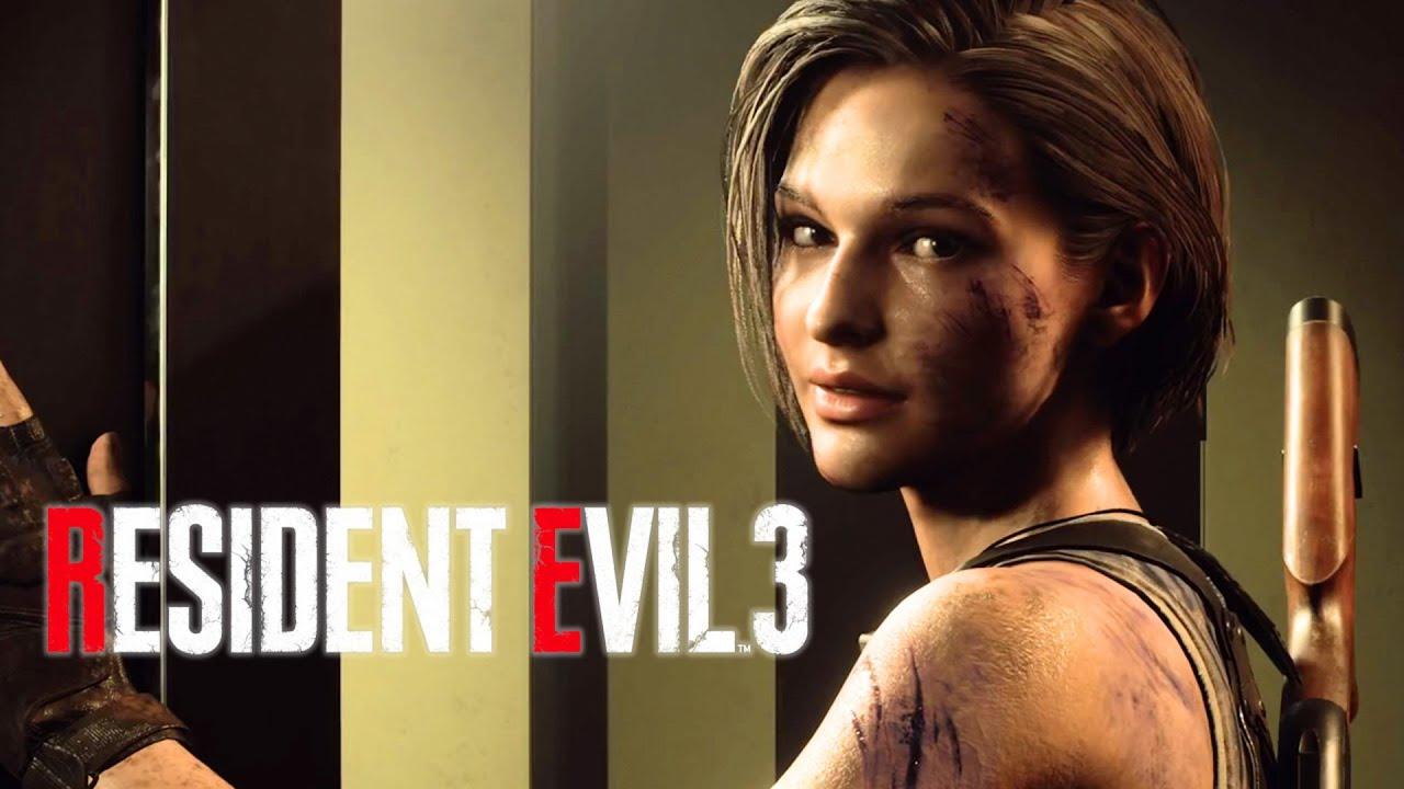 resident evil 3 jill valentine original