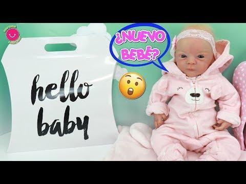 ¡Lindea tiene una hermanita! La nueva bebé reborn de Sorpresas Divertidas