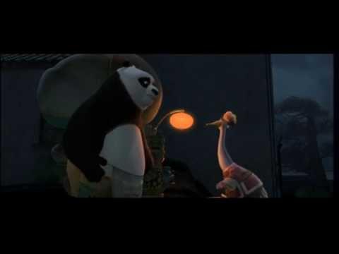 Be humored by Ping (James Hong)- Kung Fu Panda