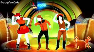 Just Dance 4   Jailhouse Rock Line Dance   Alternative Mode Choreography   5  Stars