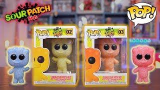 Funko Pop Sour Patch Kids Haul - Unboxing & Review!