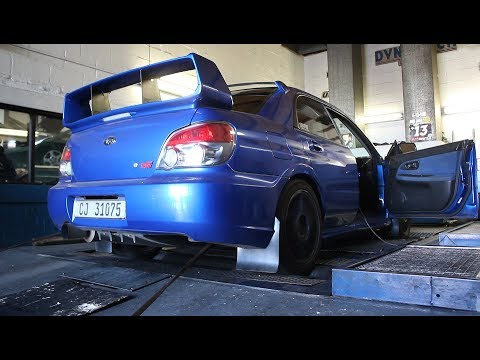 Great Dyno Day with Subaru (SFC)